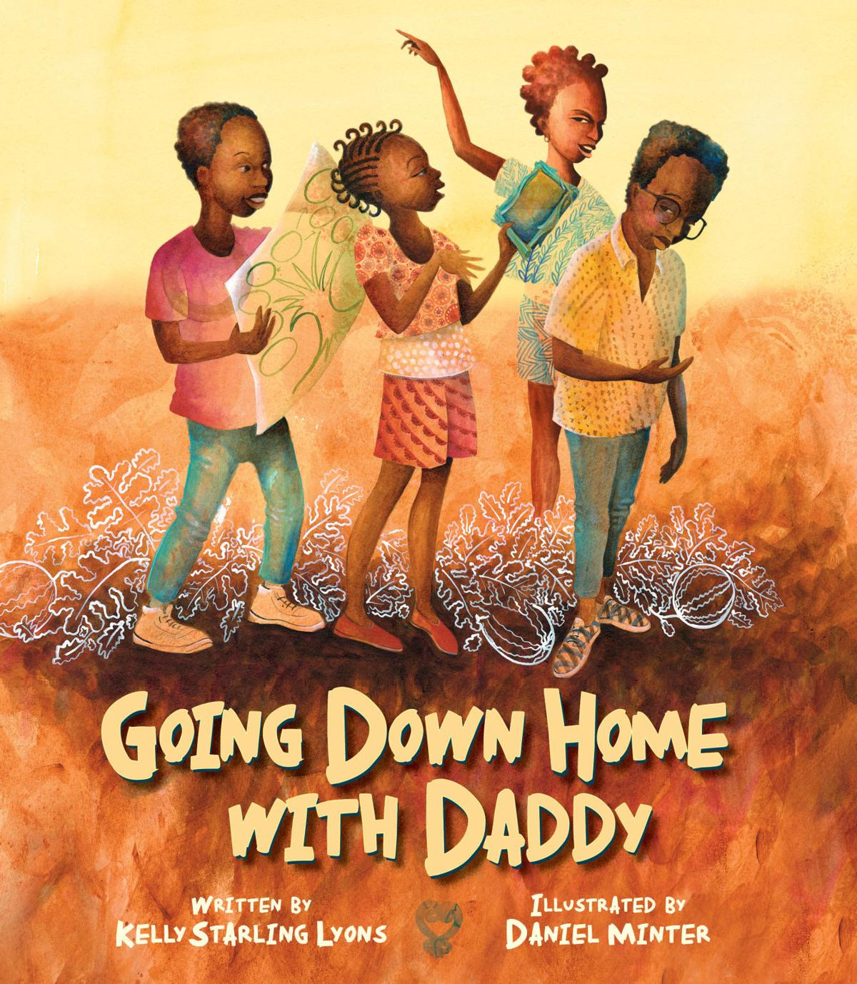 Author pens children's book about family reunions
