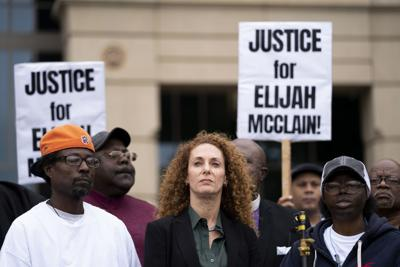 Racial Injustice Elijah McClain
