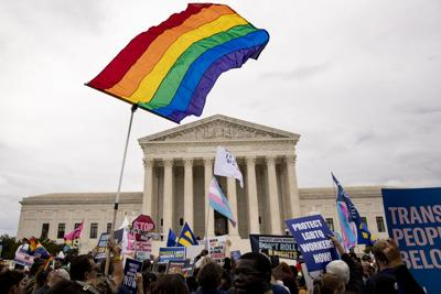 Supreme Court to hear cases on bias against LGBT workers