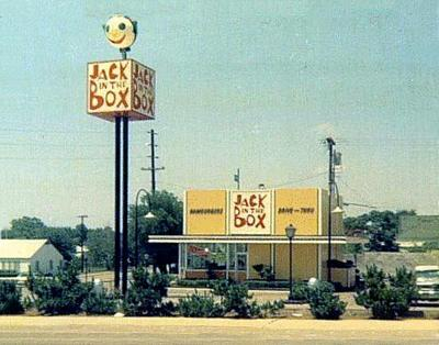 Jack in the Box 1960
