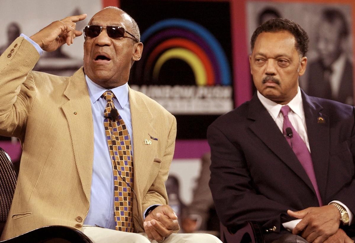 Cosby and Jackson