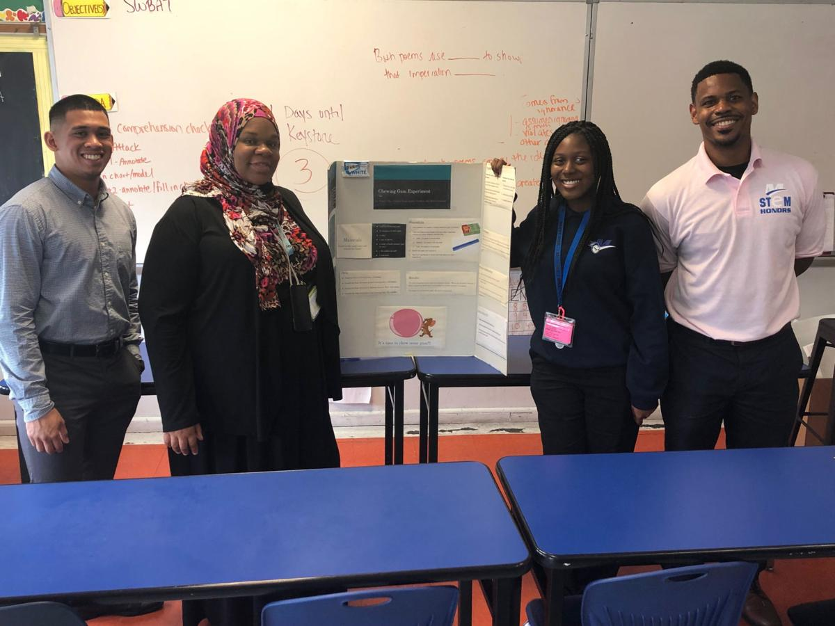 iPraxis program provides middle schoolers with STEM opportunities