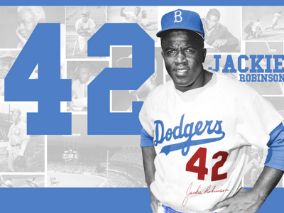 cheap for discount f6d39 6bd30 Facts about Jackie Robinson | The Learning Key | phillytrib.com