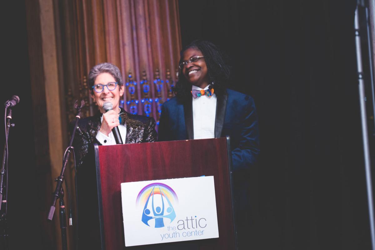 Photos Attic Youth Center S 25th Anniversary Gala