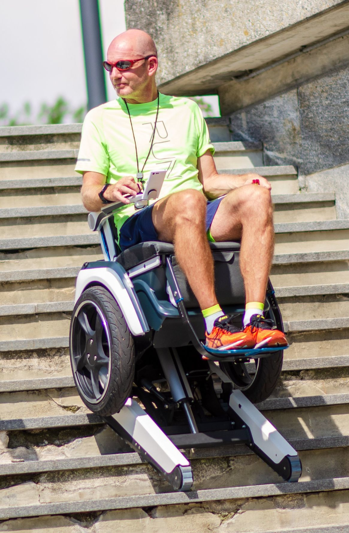 Tech empowers disabled people in cities   Business
