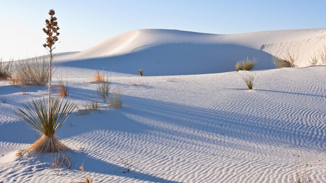 White Sands National Monument designated as newest U.S. national park