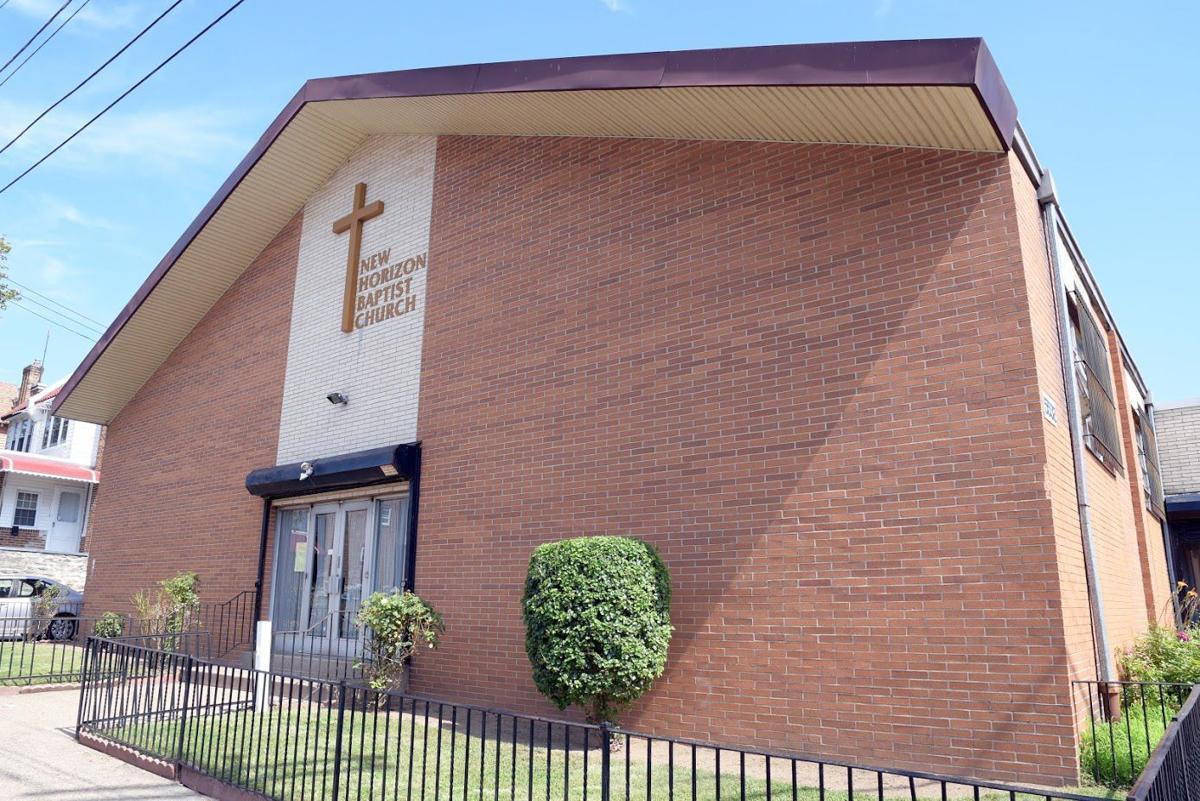 New Horizon Baptist Church is located at 5532 Rising Sun Ave.