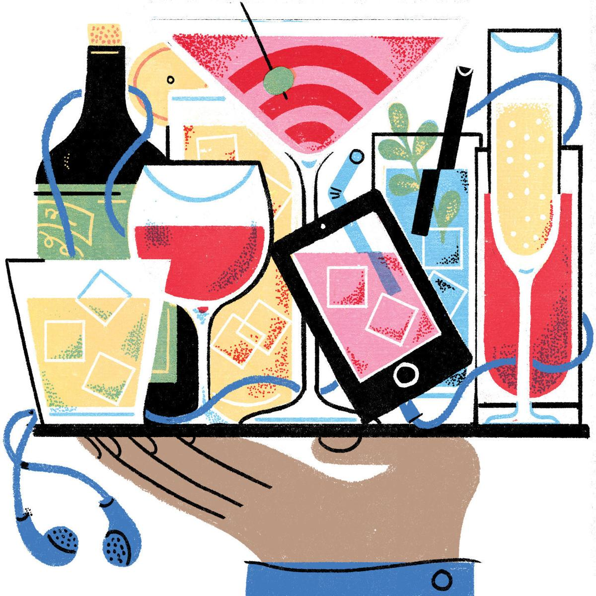 Shaken and Stirred - podcasts about cocktails, wines and to-go drinks