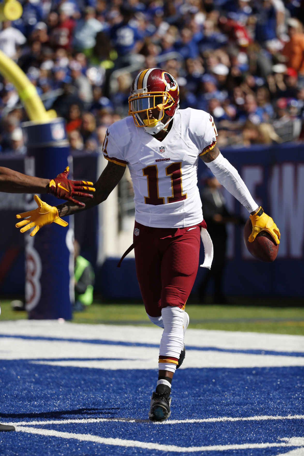 Eagles wary of DeSean Jackson in first NFC East tilt