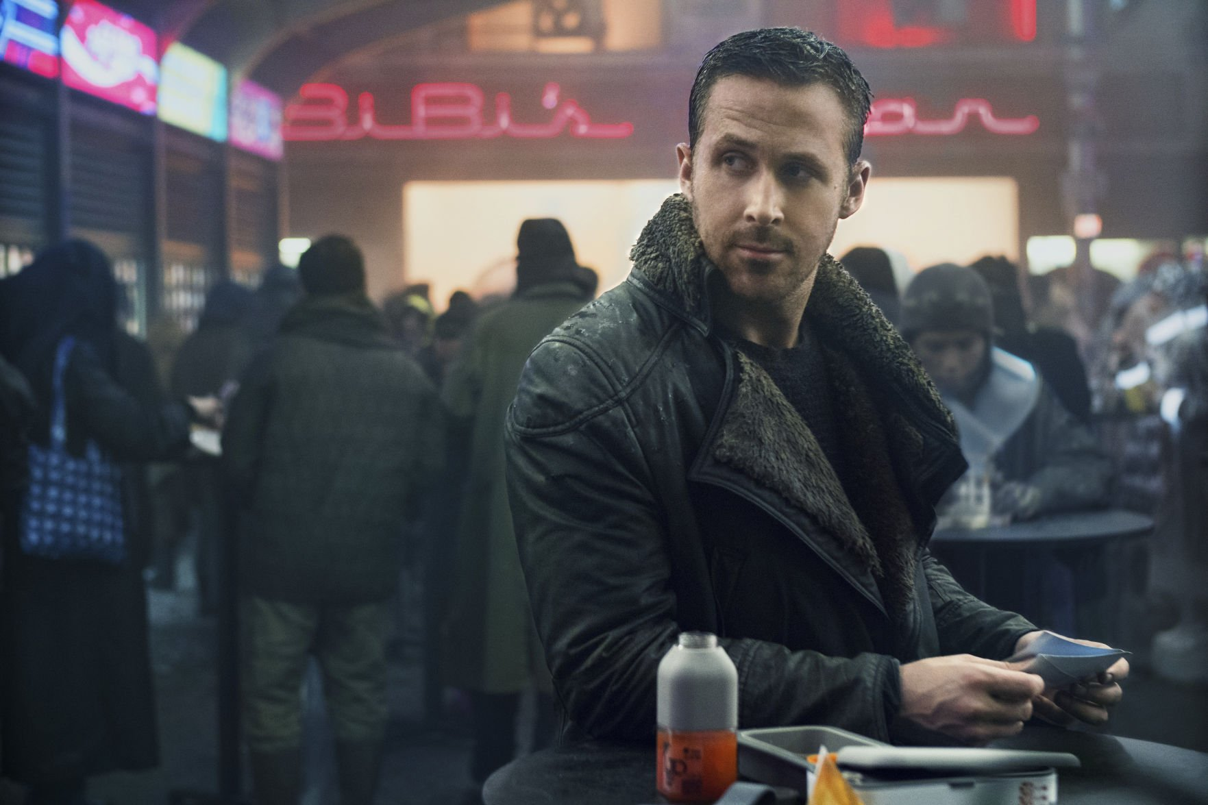 You can now stream the Blade Runner 2049 soundtrack