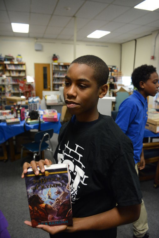 Conwell prepares students for high school and beyond