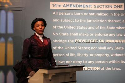 Exhibit takes deep dive into constitutional debates that formed Civil War-era amendments