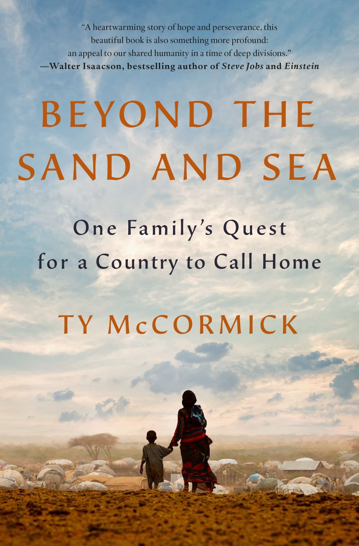 'Beyond the Sand and Sea' shows the grit of immigrants