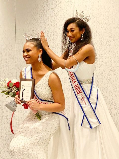 Miss PA High School America 2021