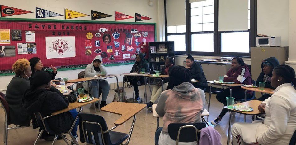 School of the week: Sayre gives students tools to succeed