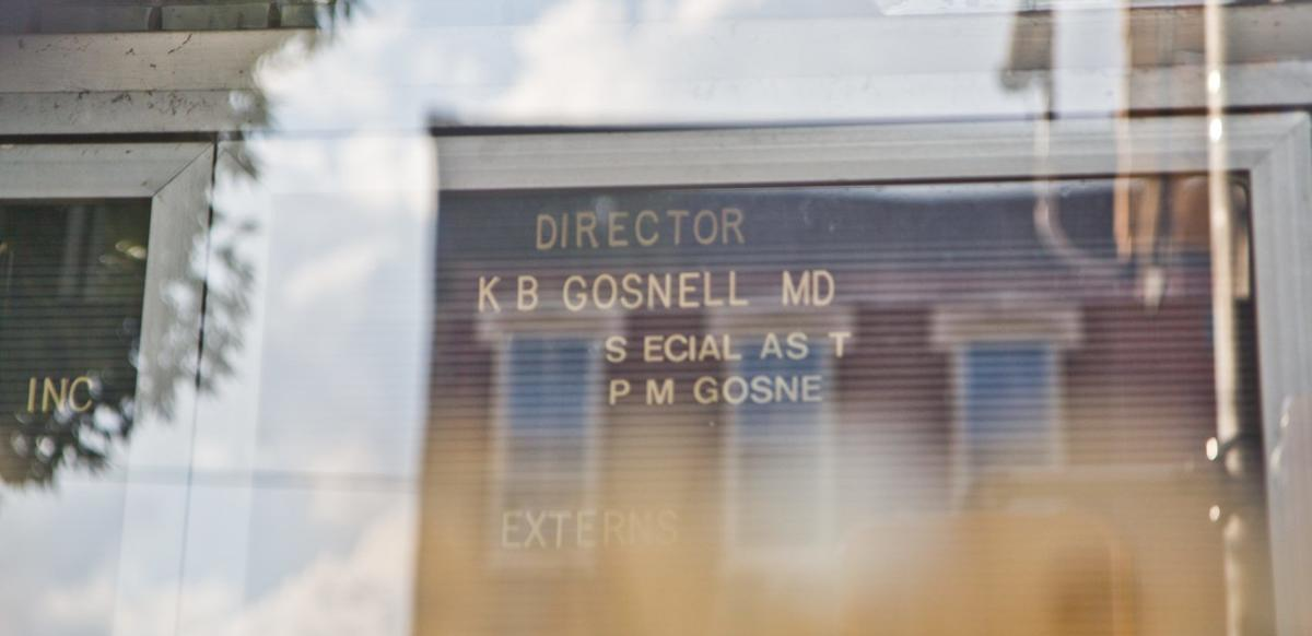 Gosnell's office