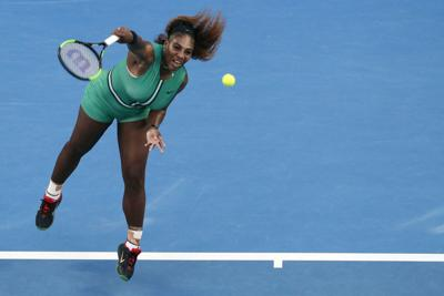 First-round fireworks: Serena, Sharapova to meet at U.S. Open