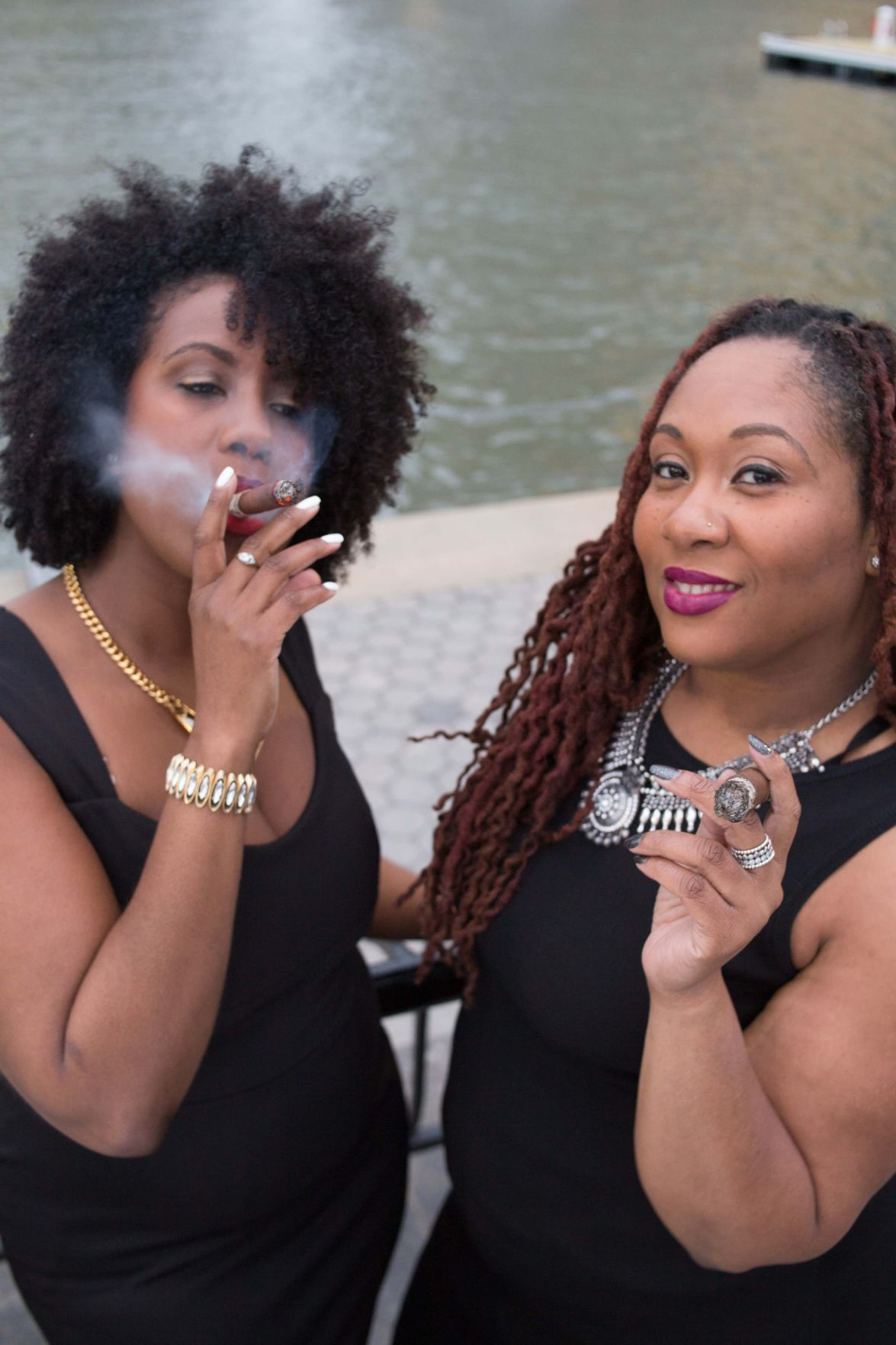 What Do Black Women Want Cigars  Lifestyle  Phillytribcom-4201