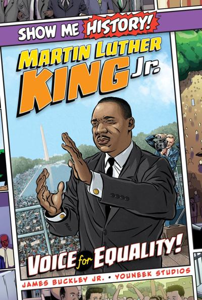 Martin Luther King Jr.: voice of Equality