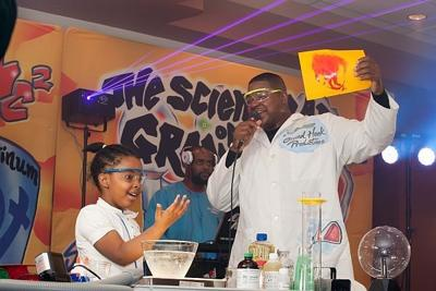 Grand Hank Productions uses hip-hop to teach STEM