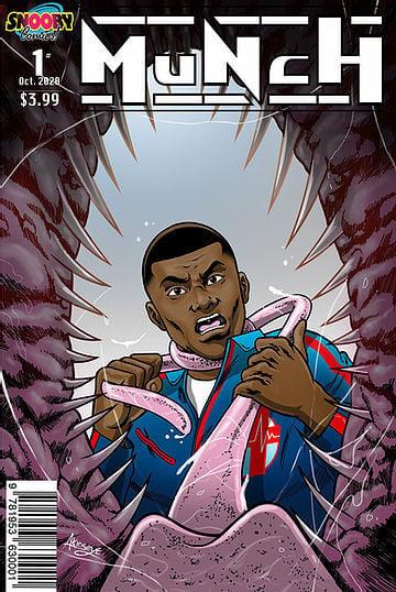 School District of Philadelphia high school teacher publishes first comic book
