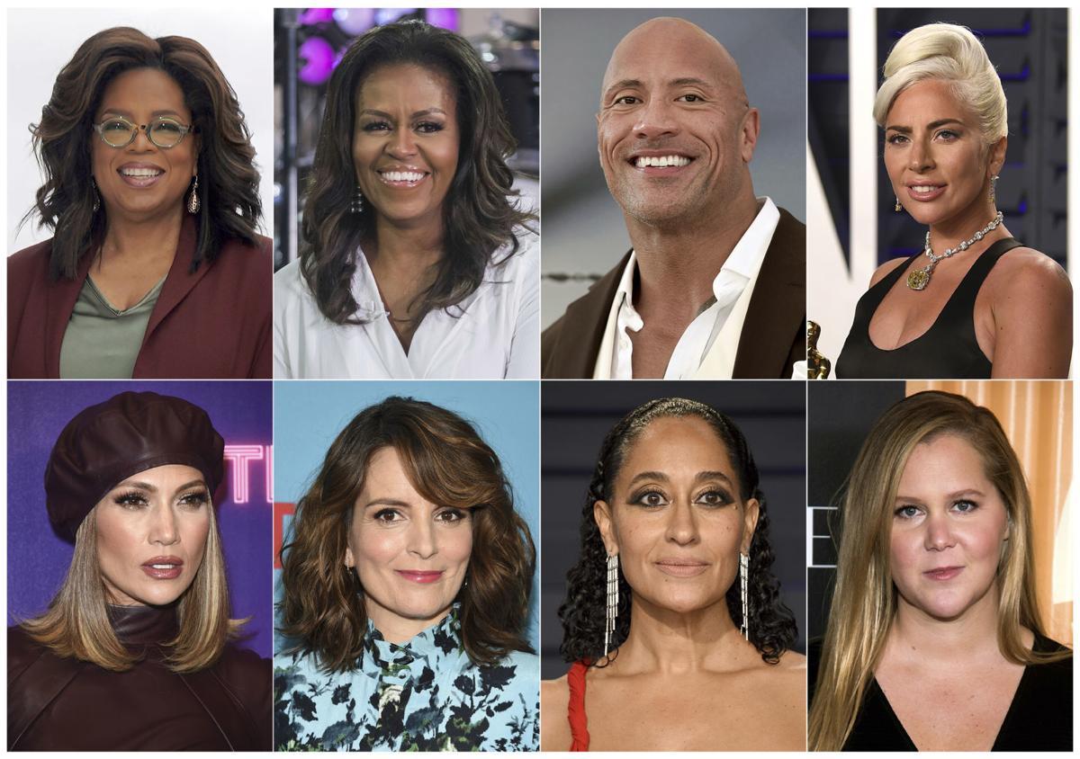 Oprah Tour-Special Guests