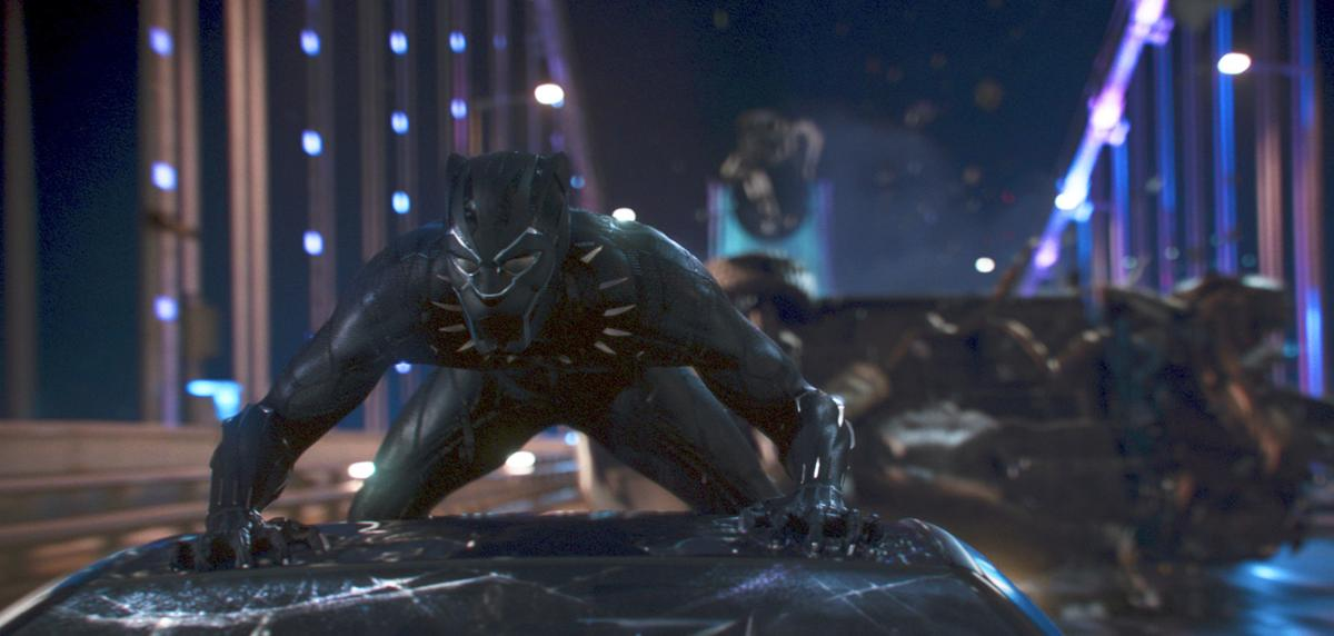 Film Review Black Panther