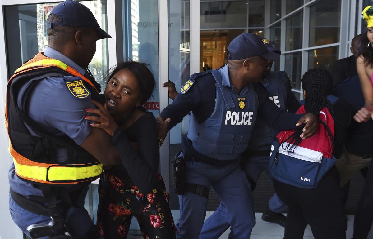 South Africa Gender-Based Violence