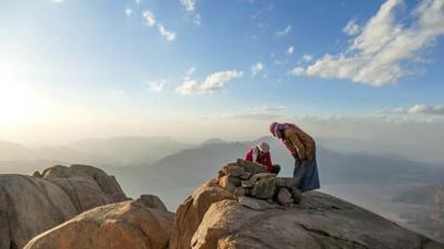 Egypt Hiking Trails