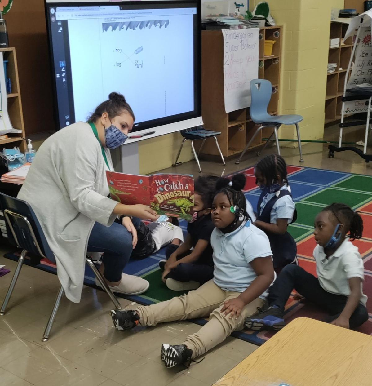 School of the Week: Kenderton's collaborative efforts lead to students' success