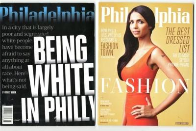 'Being White' story draws backlash