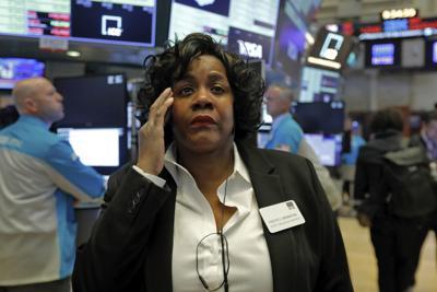 Financial Markets Wall Street -- Yvette Arrington