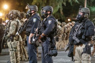 Racial Injustice Homeland Security