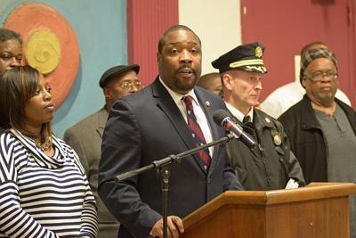 Councilman addresses escalating violence