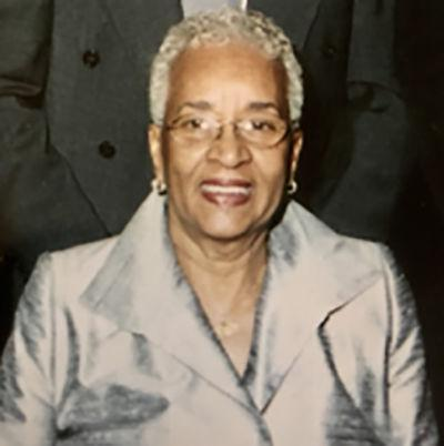 Joyce Josephine Burton Smith Trulear