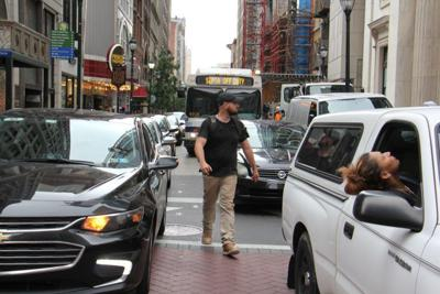Congested Center City