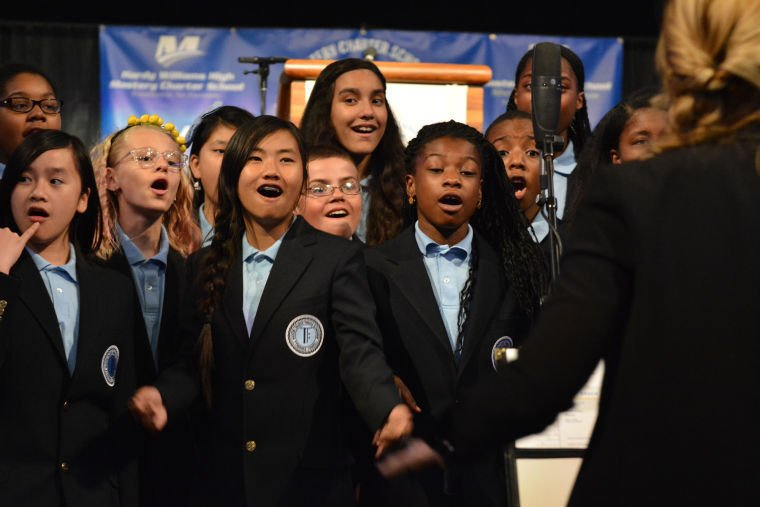 Mastery celebrates students, their achievements. Mastery Charter Schools ...