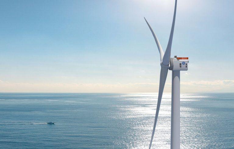 Skyscrapers in the sea: Massive wind turbines planned off Delaware coast