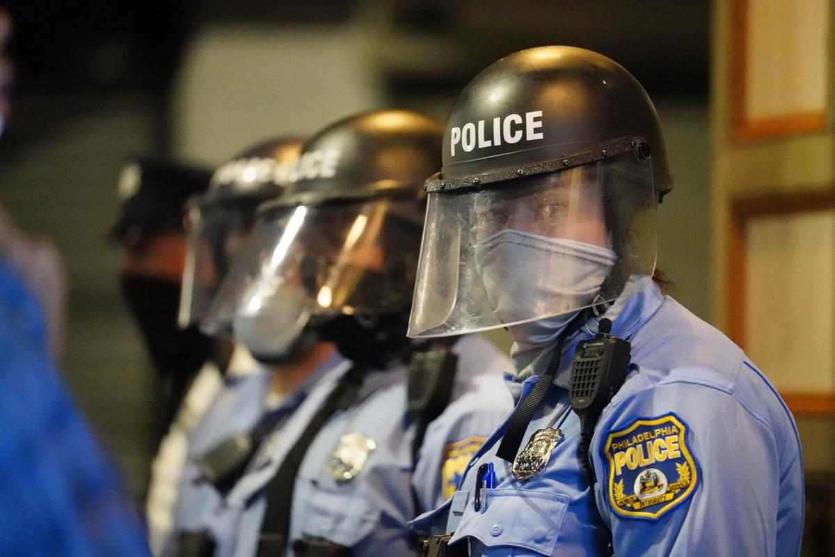 Philadelphia Police Shooting