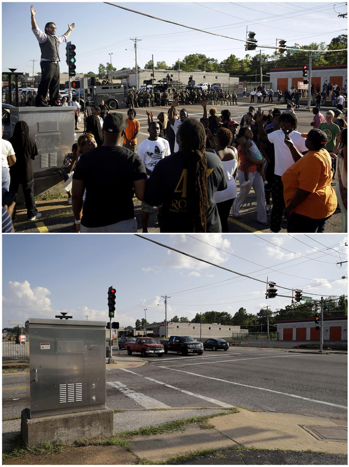 Michael Brown Five Years Later Photo Gallery