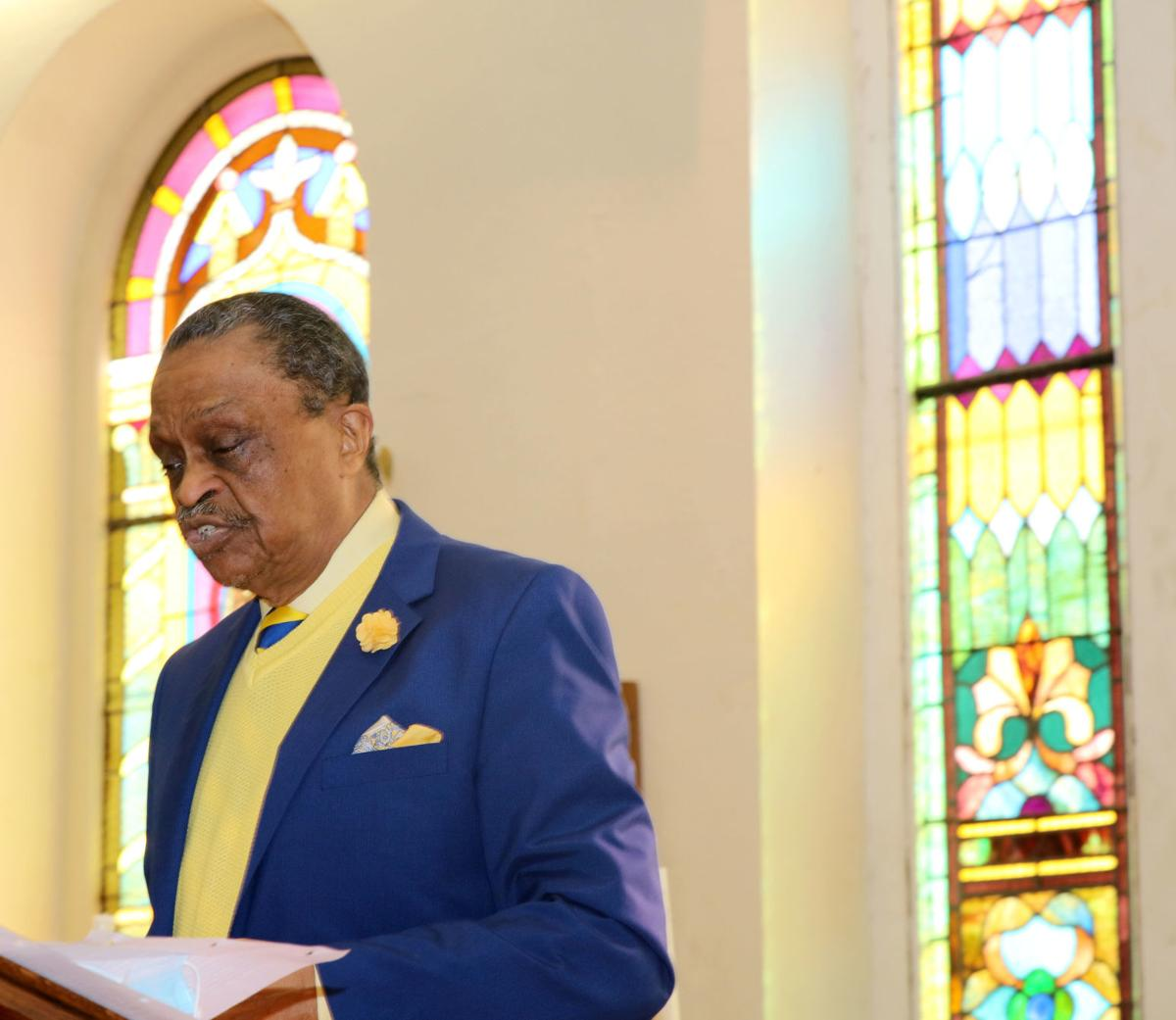Rev. Robert Collier Sr.