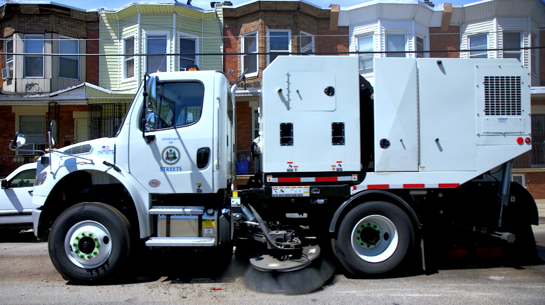 $2.73M later, Philly realizes street sweepers are too wide for city's  narrow blocks | Local News | phillytrib.com