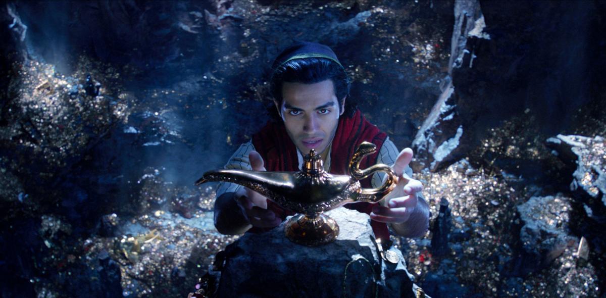 Film Aladdin - Mena Massoud