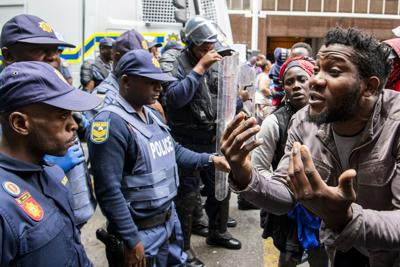 South Africa Restricting Refugees