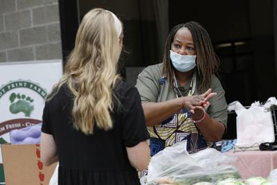 Virus Outbreak Mississippi Daily Life