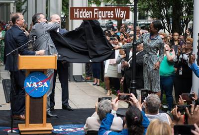 NASA Hidden Figures Way