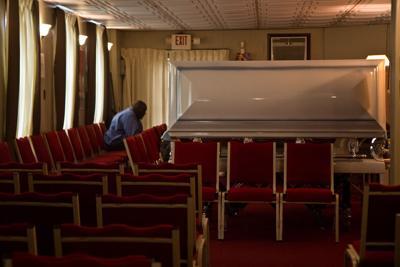 Forrest-Walker Funeral