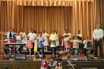 Funding keeps music program on beat