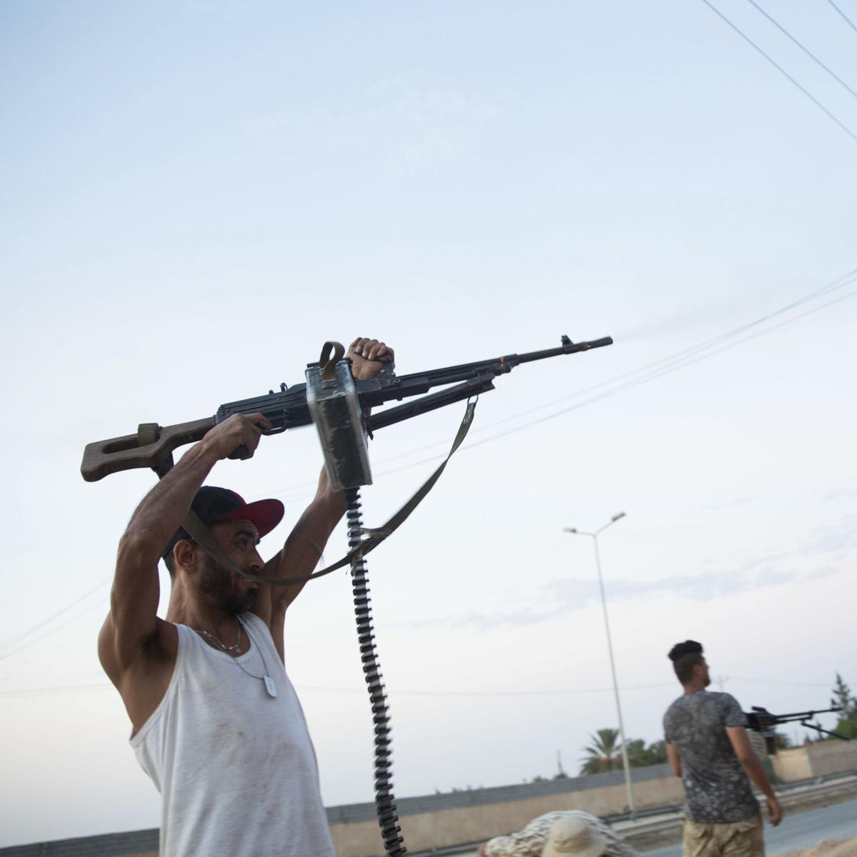 In Libya, a rogues' gallery of militias prepare for war