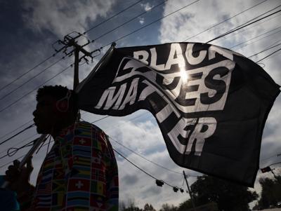 Racial Injustice BLM Finances